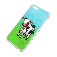 Udderly Cute Cow iPhone 6 Slim Fit Case