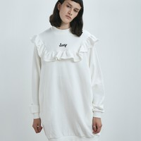 Lazy Oaf Lazy Frill Sweatshirt - Everything - Categories - Womens