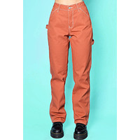 Auburn Relaxed Carpenter Pants by Dickies Girl