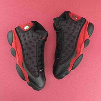 air jordan 13 bred men sneaker