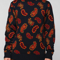 OBEY Paisley Sweater - Urban Outfitters
