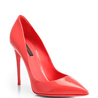 Kate Patent Leather Pumps