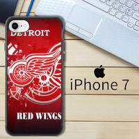 Detroit Red Wings R0160 iPhone 7 Case