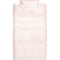 Cotton Duvet Cover Set - from H&M