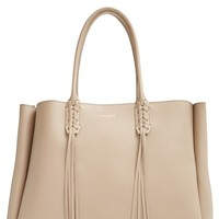 Women's Lanvin Calfskin Leather Tote