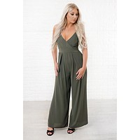 Looking Good NanaMacs Jumpsuit (Olive)