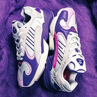 Adidas YUNG-1  New fashion sports leisure couple shoes