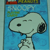 Peanuts - Snoopy Playing Cards