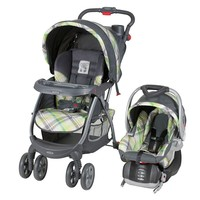 Baby Trend Outback Encore Lite Travel System (Grey)