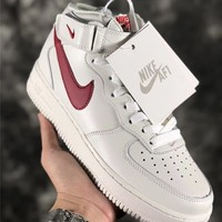 Nike Air Force 1'07 315123-126  white/red