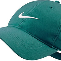 Nike Golf Tech Swoosh Hat - Pro Green/White