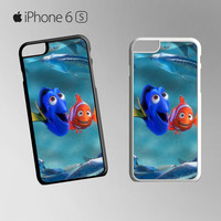 FInding Dory Character for Iphone 4/4S Iphone 5/5S/5C/6/6S/6S Plus/6 Plus/7/7 Plus Phone case