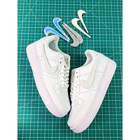 Nike Air Force 1 Low Af1 Swoosh Pack Sport Shoes