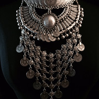 Tribal Queen Necklace