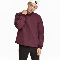 Pullover V-neck Shirt - from H&M