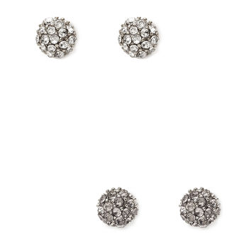 Encrusted Dome Studs