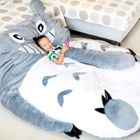 Big Huge Cute 2011 Models 220CM Totoro Bed Sleeping Bag Sofa Kid lover Gift