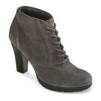 Women's Lacey Heeled Booties - Assorted Colors