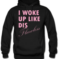 Beyoncé I WOKE UP LIKE DIS FLAWLESS Hoodie