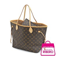 Auth LOUIS VUITTON Monogram M 40995 Neverfull MM Women PVC tote bag