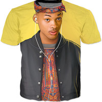 Young Will Smíth T-shirt