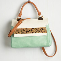 Vintage Inspired Flair of Confidence Bag by ModCloth