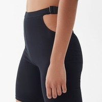 Motel Bucky Buckle Bike Short | Urban Outfitters