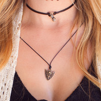 Pineapple Of Mine Choker