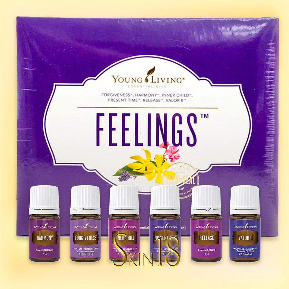 Image of Feelings Kit - Essential Oil Collection