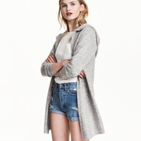 H&M Hooded Cardigan $24.99