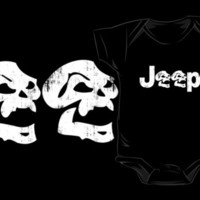 Jeep Skull by BountyHunterz