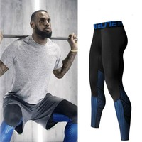 Men Running Tights Compression Leggings Sweatpants Male Running Jogging Fitness Gym Workout Track Yoga Pants Trousers