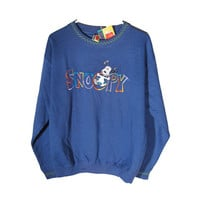 1990s Deadstock Snoopy Pullover