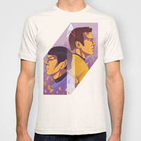 Star Trek T-shirt by Pulvis