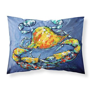 Blue Gray Kinda Day Crab Fabric Standard Pillowcase MW1269PILLOWCASE