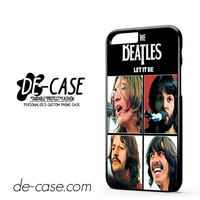 The Beatles Let It Be DEAL-10684 Apple Phonecase Cover For Iphone 6 / 6S