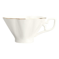 H&M - Candle in a Cup - White