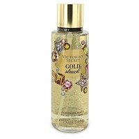 Victoria's Secret Gold Struck by Victoria's Secret Fragrance Mist Spray 8.4 oz