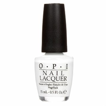 OPI Classics Collection Nail Lacquer, Alpine Snow