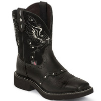 L9977 Women's Gypsy Western Justin Boots from Bootbay, Internet's Best Selection of Work, Outdoor, Western Boots and Shoes.