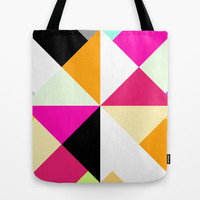 Tropical Mix #3 Tote Bag by Ornaart