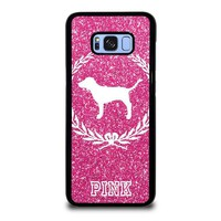VICTORIA'S SECRET LUXE DOG Samsung Galaxy S8 Plus Case Cover