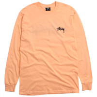 Original Stock Longsleeve T-Shirt Peach