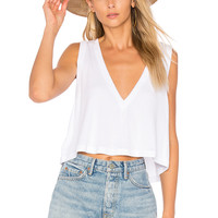 Free People Baring It Cami in White | REVOLVE