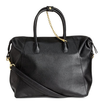 Handbag with Key Chain - from H&M