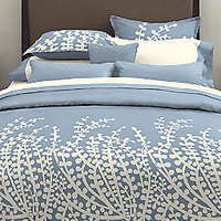 Product: Branches French Blue Mini Duvet Set by City Scene™