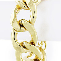Gold Chain Bracelet - My Jewel Candy