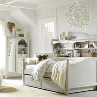 Wendy Twin Bookcase Daybed