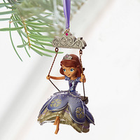 Disney Store 2016 Sofia the First Sketchbook Christmas Ornament New with Tags
