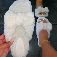 New hot style outer wear plush shoes women's shoes